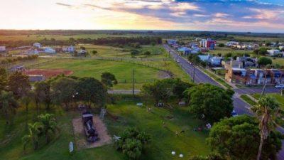 "Oro Verde quiere ser un ""Municipio Saludable"""