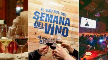 Chinchín: se viene la Semana del Vino, del 24 al 30 de octubre