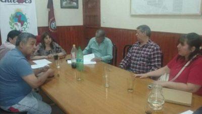 Terminó el paro de municipales en Güemes