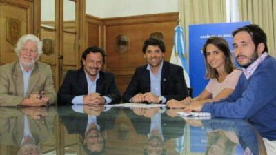 La Nación financiará obras por $ 211 millones en Salta capital