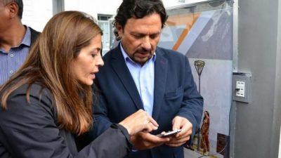 Salta: Inauguraron la primera estación digital