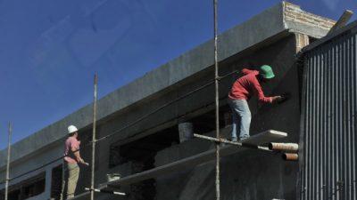 En el último año cerraron unas 445 empresas de la construcción en el país