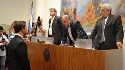 Después de ocho años, el PJ vuelve a tener la presidencia del Concejo de Santa Fe