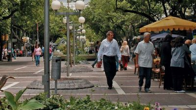 La Muni de Mendoza presentó un plan de renovación urbana