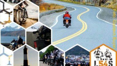 Ushuaia  9º Encuentro Internacional de Motoviajeros en el Fin del Mundo