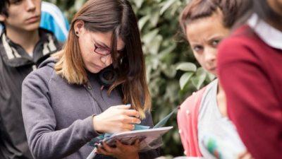 Falta de oportunidades: un estudio reveló que el 35% de los jóvenes no estudia ni trabaja