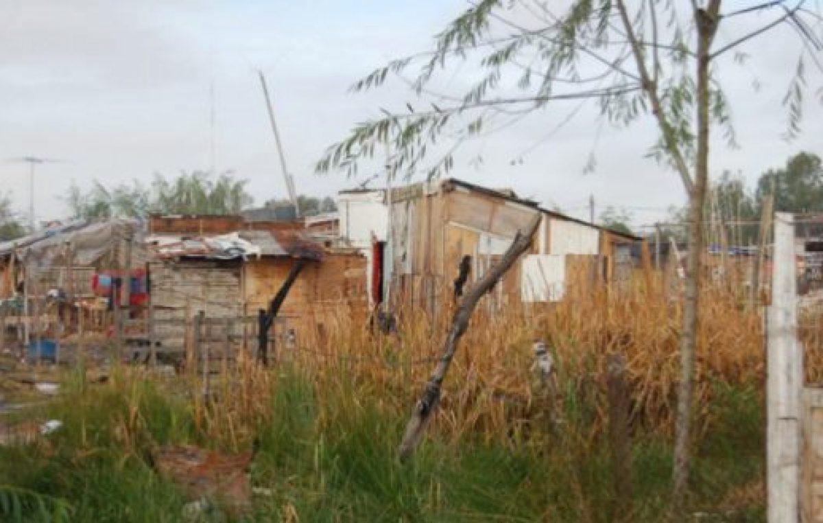 Hay 67 asentamientos irregulares en la capital tucumana