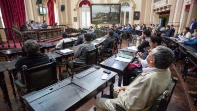 Diputados salteños analizaron con concejales la nueva ley de municipios