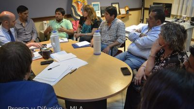 Santa Cruz: FETRAM demandó a provincia asistencia para abrir paritarias