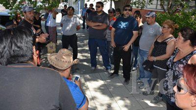 Municipales de Caleta Olivia aún no cobran los sueldos de octubre