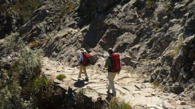 Reunión en Jujuy por el Camino del Inca