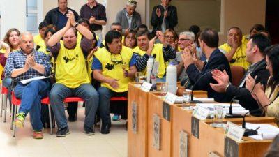 Ratificarán la ordenanza que establece paritarias en el municipio viedmense