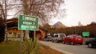 Comerciantes de Bariloche preocupados por los viajes de compra a Chile