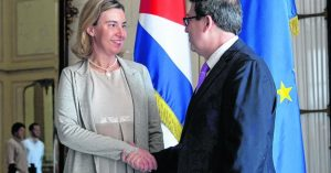 Cuba y la Unión Europea retoman el diálogo político y la cooperación