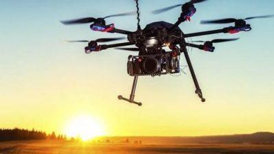 En Francia usarán drones para entregar el correo nacional