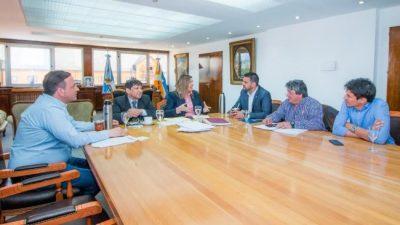 Gobierno y Municipio de Ushuaia acordaron cancelación de coparticipación