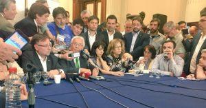 Ganancias: El Frente Renovador y el FpV le tuercen el brazo al Gobierno e imponen proyecto propio