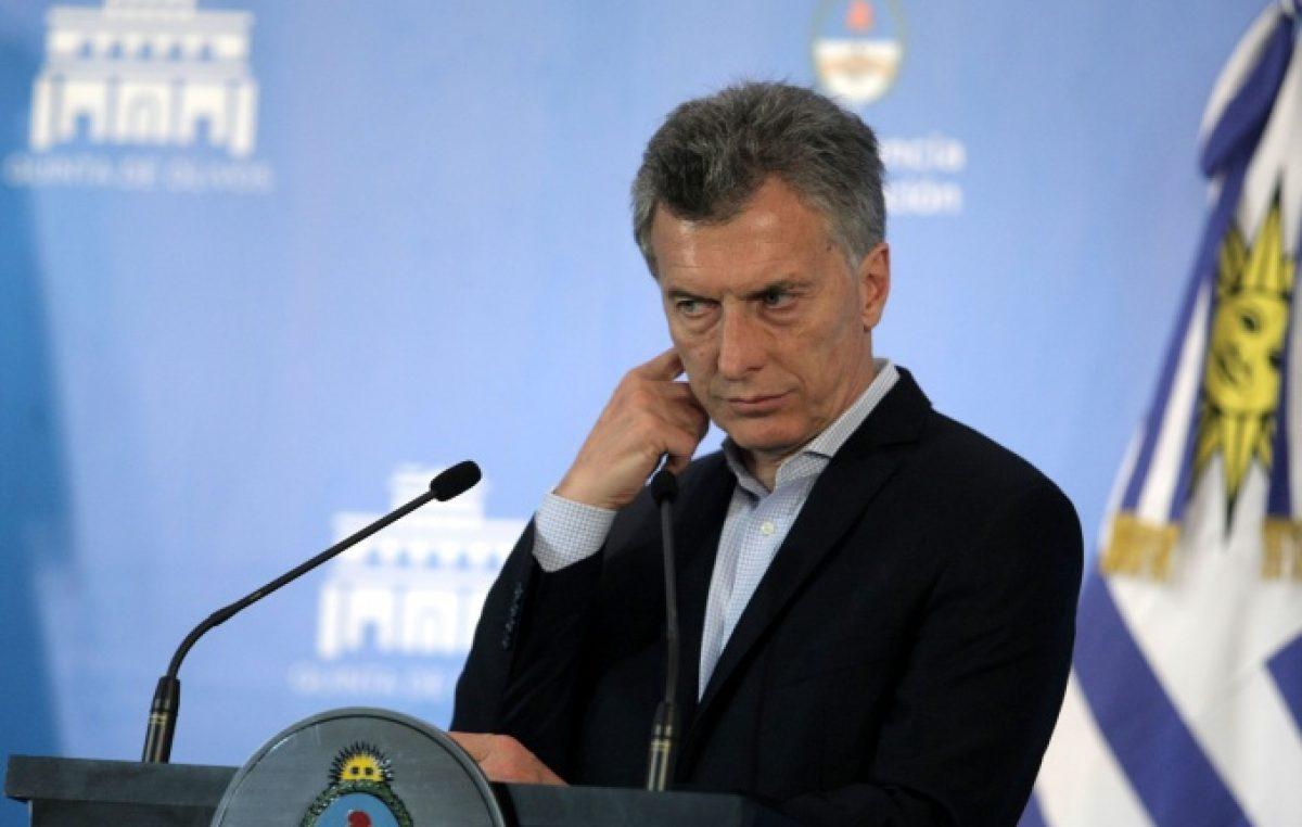 Jueves negro para Macri: Le llovieron críticas desde Pérez Esquivel a la CEPAL