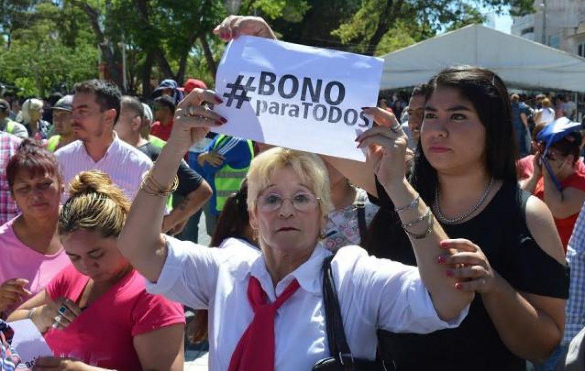 Tregua entre provincia y municipio riojano por el bono navideño