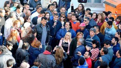 Municipales de La Rioja movilizarán en reclamo del bono navideño
