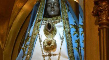 La Virgen del Valle, Catamarca, 8 de diciembre