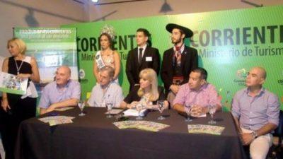 Presentaron la oferta de verano de 15 comunas correntinas