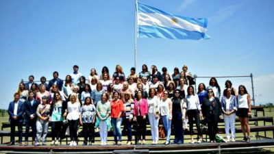 Intendentas de todo el país se reunieron en Estación Juárez Celman