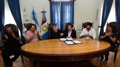Villa María ya forma parte de la red de municipios cooperativos