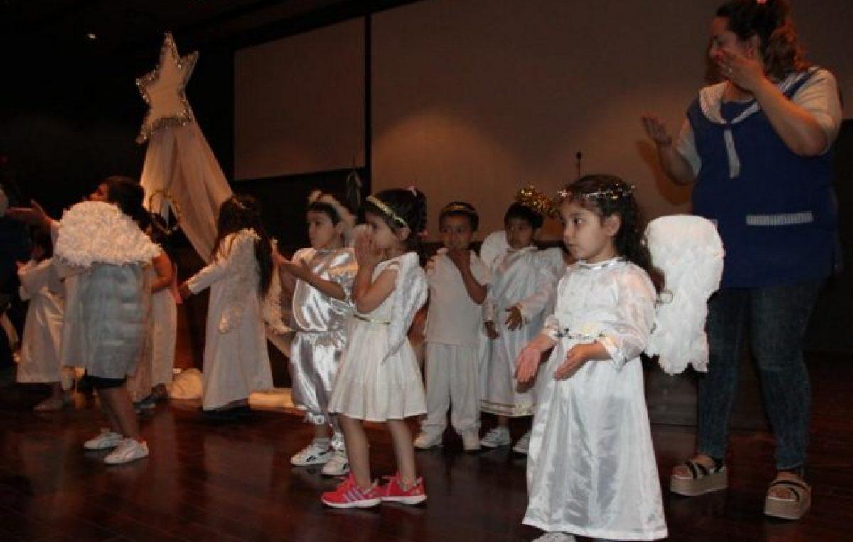 En las 19 comunas sanjuaninas, centros de cuidado gratis para niños