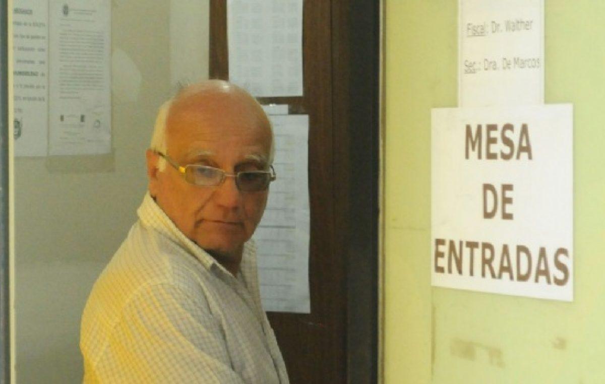 Secretario del SOEM Valle Viejo, detenido tras los cortes de ruta