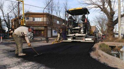San Rafael y un ambicioso plan de obras
