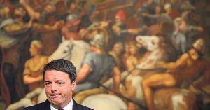 Italia busca salidas a la nueva crisis política