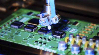 Más de un tercio de las pymes electrónicas redujo su plantel