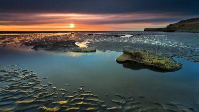 Las playas de la Patagonia