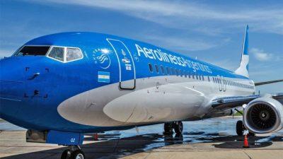 Plan de ajuste en Aerolíneas Argentinas: se vienen cierres de sucursales y más despidos
