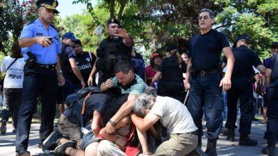 Guaymallén decidió prohibir a los feriantes en espacios públicos