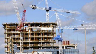 En dos años, los pedidos de nuevas construcciones en Río Cuarto bajaron a la mitad