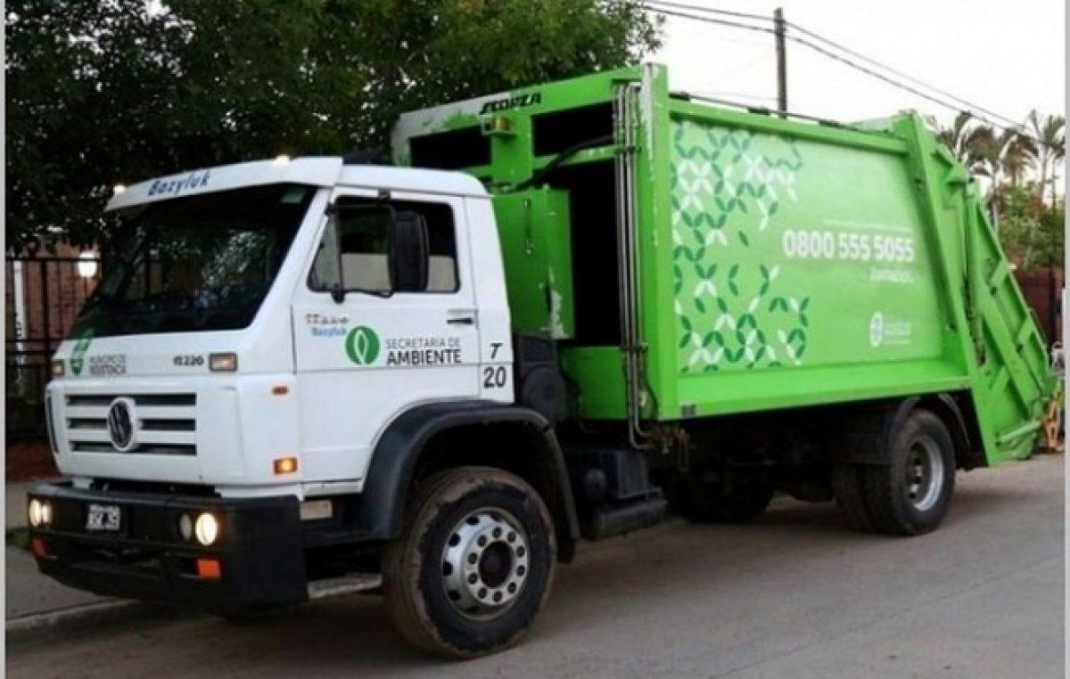 El municipio de Resistencia presenta el proyecto del nuevo centro de residuos