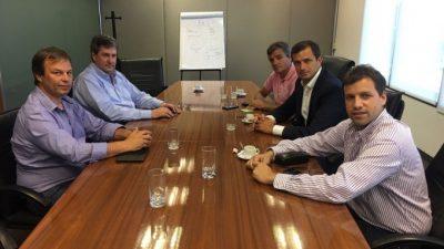 Buenos Aires: Los Esmeralda ponen primera y aceitan el diagrama del Fondo de Infraestructura