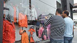 Mar del Plata: Los comerciantes de Juan B. Justo, preocupados por las bajas ventas