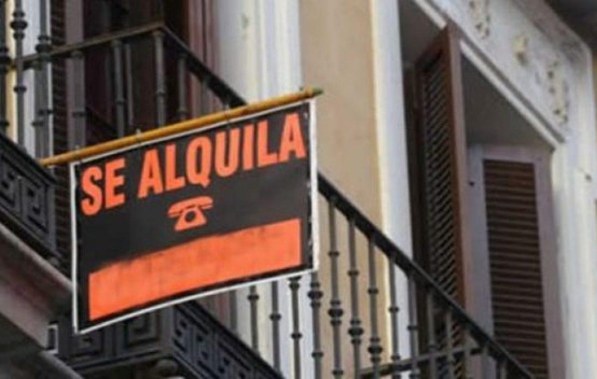 En Corrientes es más caro alquilar que en el coqueto Puerto Madero