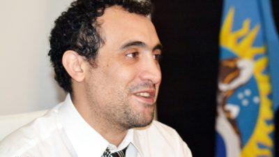 El intendente Carambia reclama una mayor coparticipación para Las Heras