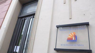 Jerarquizados pidieron al intendente de Paraná la apertura de paritarias