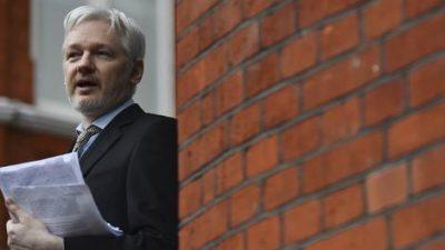 Assange reveló que Temer operó como informante de EE.UU.