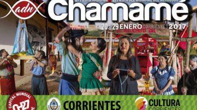 27ª Fiesta Nacional del Chamamé del 20 al 29 de enero, Corrientes