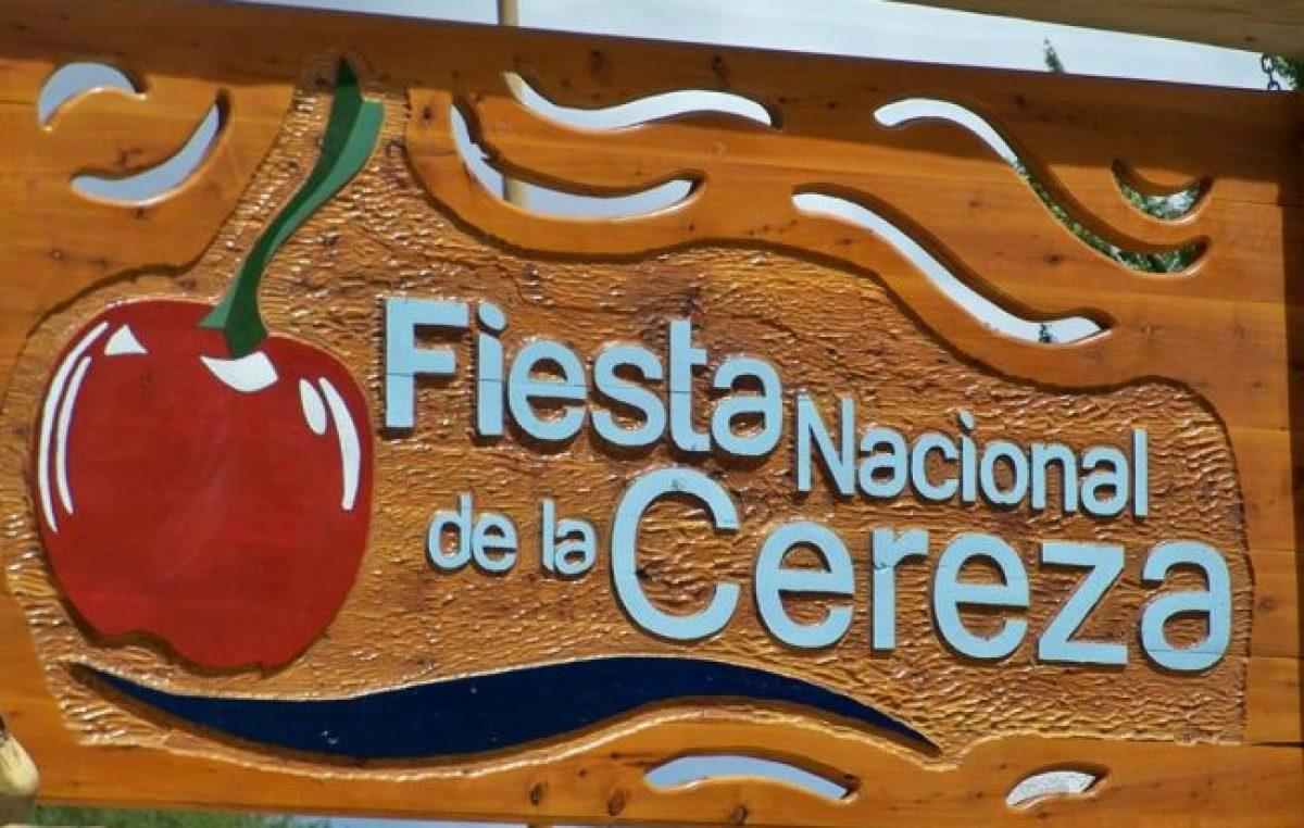 Fiesta Nacional de la Cereza, Los Antiguos, del 13 al 15 de enero