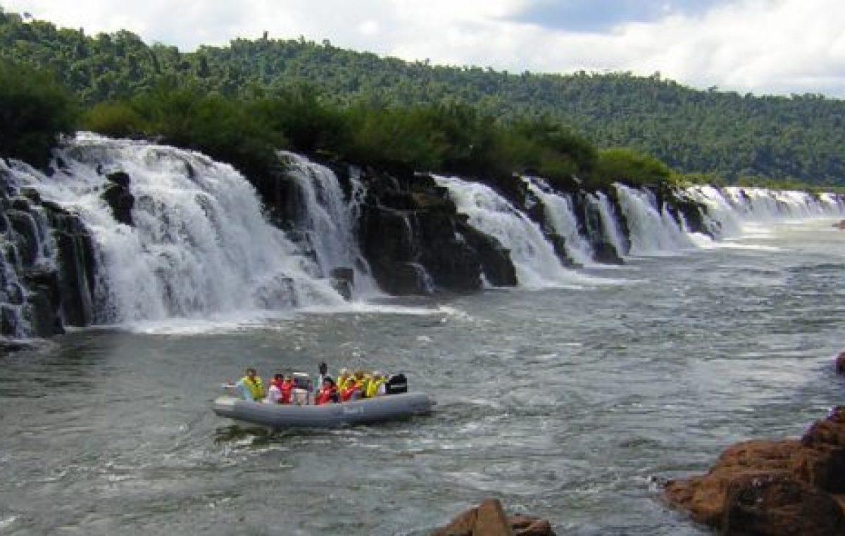 Excursión a los Saltos del Moconá