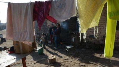 Es pobre el 35% de los hogares deMendoza