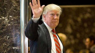 Trump, el menos popular al asumir