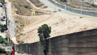Trump avanza con el muro en la frontera sur